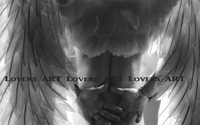 Lovers Art | Nude Art | Wall Art | Canvas Wrap