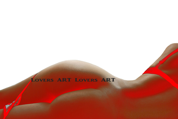 Lovers Art | Nude Art | Modern Metal Art